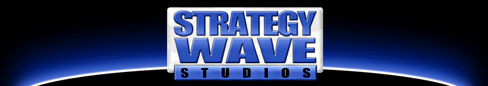 Strategy Wave Studios Logo